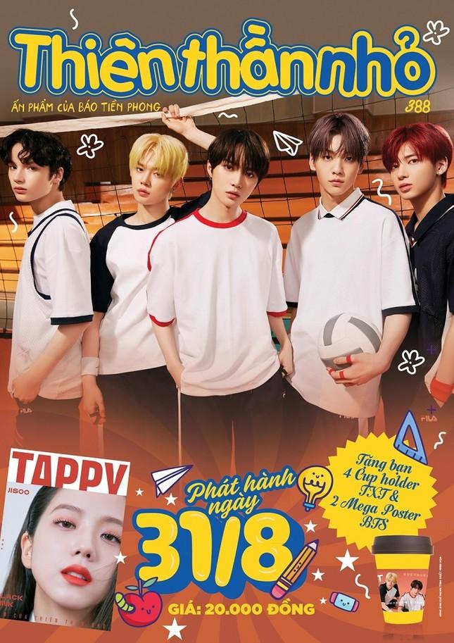 Thiên Thần Nhỏ 388: BLACKPINK, BTS comeback để cùng bạn chào đón năm học mới ảnh 4