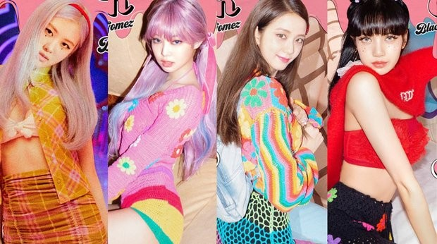 """Netizen chỉ trích YG Ent vì """"dìm hàng"""" Lisa và Rosé trong ảnh teaser """"Ice Cream""""    ảnh 1"""