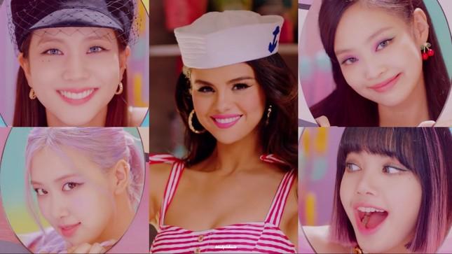 """""""Ice Cream"""" của BLACKPINK và Selena Gomez: Ly kem ngọt ngào mát lịm cho ngày cuối Hè ảnh 3"""