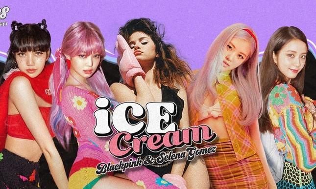 """""""Ice Cream"""" của BLACKPINK và Selena Gomez: Ly kem ngọt ngào mát lịm cho ngày cuối Hè ảnh 1"""
