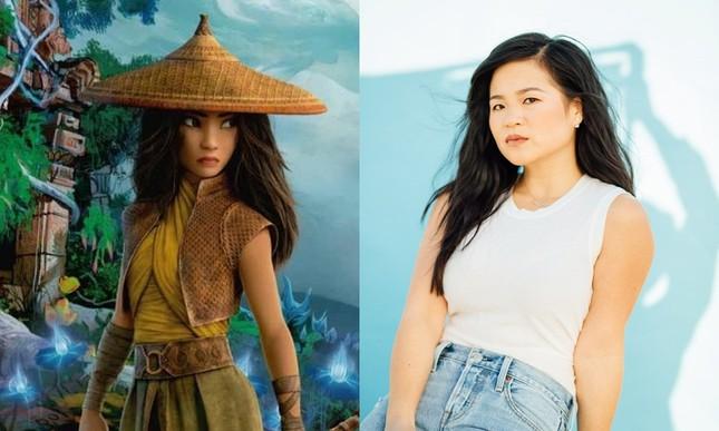 Hết làm người hùng không gian, nữ diễn viên gốc Việt lại trở thành chiến binh Disney ảnh 2