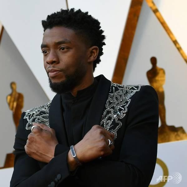 """Định mệnh đưa Chadwick làm """"Black Panther"""" nhưng chính anh mới giúp """"Báo Đen"""" sống mãi ảnh 1"""
