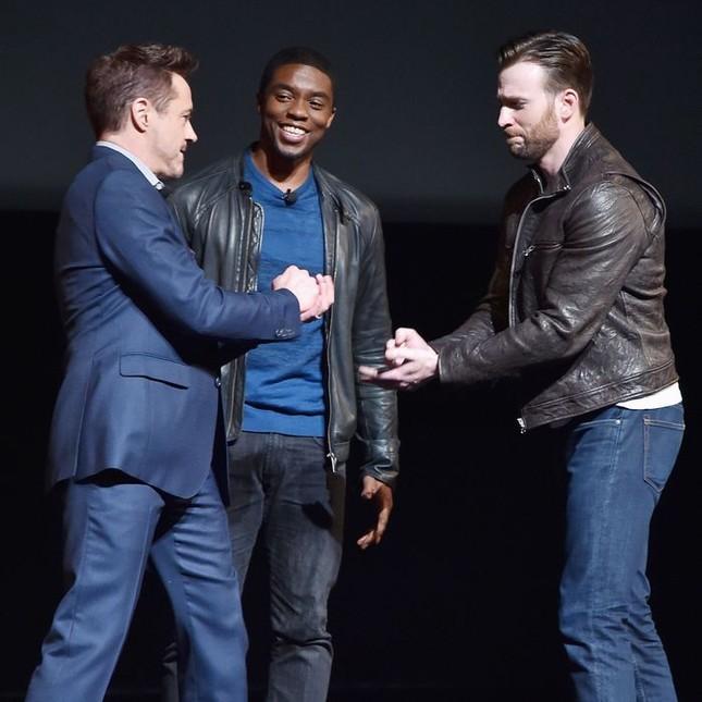 """Định mệnh đưa Chadwick làm """"Black Panther"""" nhưng chính anh mới giúp """"Báo Đen"""" sống mãi ảnh 4"""