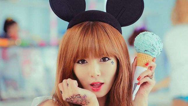 """Không phải """"Ice Cream"""" của BLACKPINK, ly kem đỉnh nhất của K-Pop là một """"Ice Cream"""" khác? ảnh 2"""