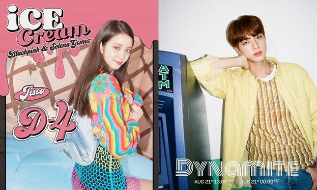 Cùng là visual của nhóm nhưng Jin (BTS) và Jisoo (BLACKPINK) lại có điểm chung đáng buồn ảnh 1