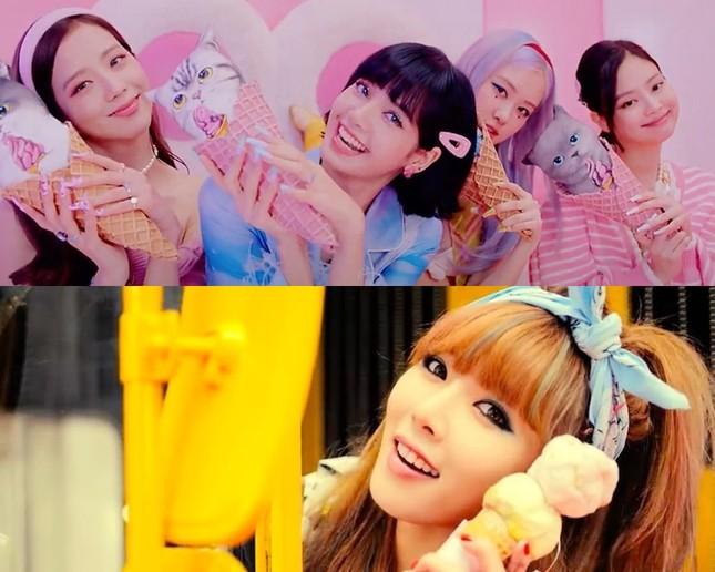 """Không phải """"Ice Cream"""" của BLACKPINK, ly kem đỉnh nhất của K-Pop là một """"Ice Cream"""" khác? ảnh 3"""