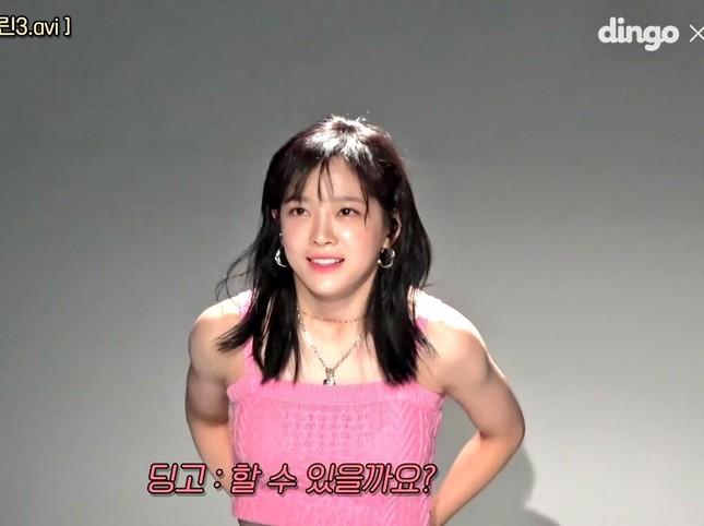 """Vì đâu Kim Sejeong phá vỡ tiêu chuẩn """"mình hạc xương mai"""" nhưng lại được netizen khen ngợi ảnh 1"""