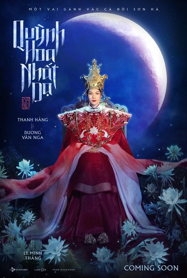 """Lần đầu sản xuất phim, Thanh Hằng chơi lớn khi thử sức với thể loại """"khó làm, kén khách"""" ảnh 2"""