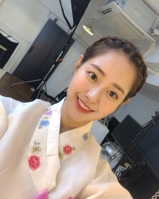 Ngất ngây với nhan sắc Hoa hậu truyền thống Hàn Quốc: Xinh như idol, giỏi như diễn viên ảnh 3