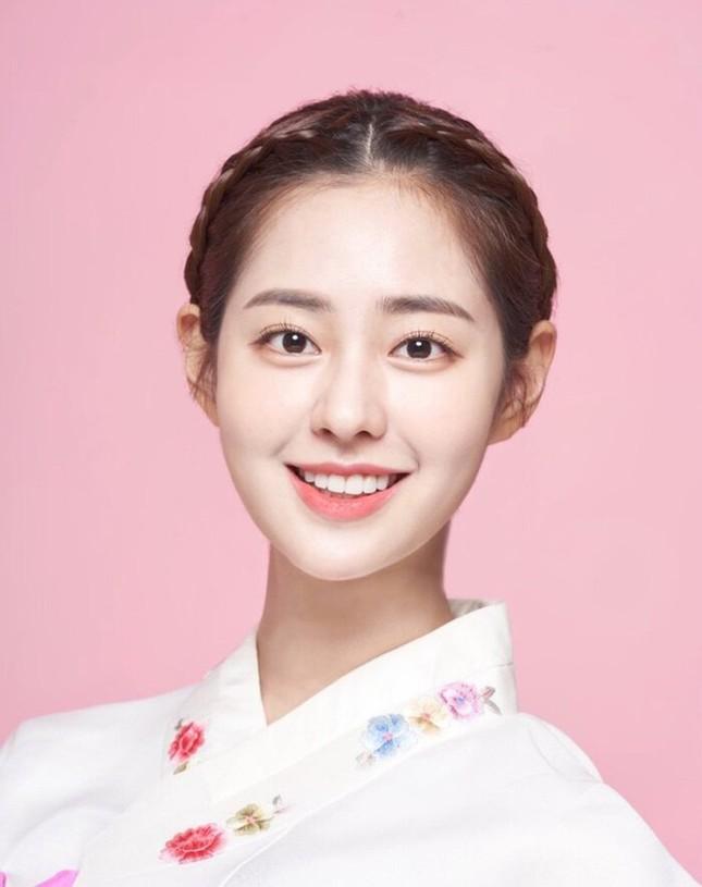 Ngất ngây với nhan sắc Hoa hậu truyền thống Hàn Quốc: Xinh như idol, giỏi như diễn viên ảnh 2