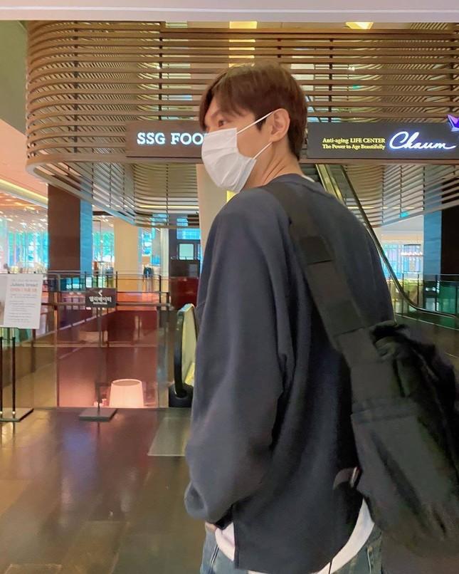 Chờ mãi mới có ngày rảnh để Lee Min Ho đi siêu thị mua đồ và cái kết không ngờ ảnh 5