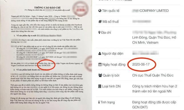 Bài đăng quảng cáo mỹ phẩm của Sơn Tùng bị netizen soi ra những thông tin không chính xác ảnh 4