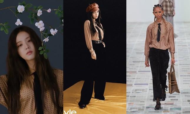 """Khi hai """"nàng thơ Dior"""" Hàn - Trung đối đầu: Sang chảnh hay ngọt ngào sẽ thắng thế? ảnh 7"""