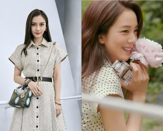 """Khi hai """"nàng thơ Dior"""" Hàn - Trung đối đầu: Sang chảnh hay ngọt ngào sẽ thắng thế? ảnh 4"""