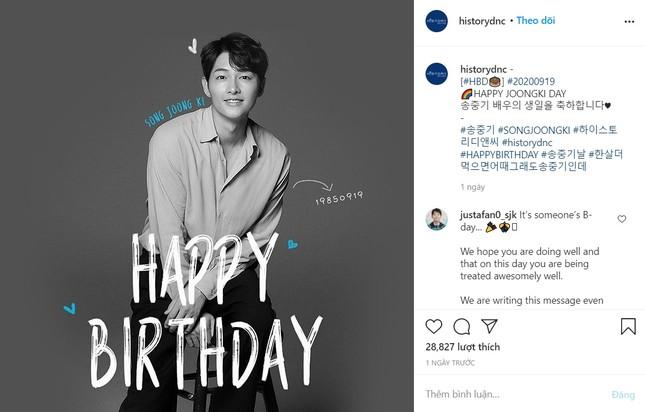 Song Hye Kyo có ẩn ý gì khi đăng hình này lên Instagram đúng sinh nhật Song Joong Ki? ảnh 1