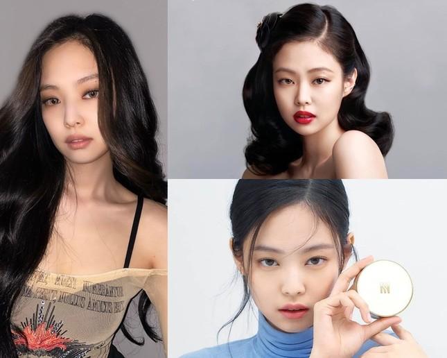 Sau tất cả, netizen đã tìm ra lý do khiến Jennie (BLACKPINK) bỏ tóc mái sẽ xinh hơn ảnh 2