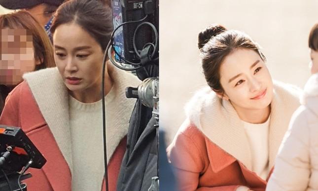 Kim Tae Hee lộ ảnh không photoshop, nhan sắc có phần lão hóa nhưng lại được khen ngợi ảnh 2