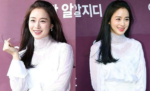 Kim Tae Hee lộ ảnh không photoshop, nhan sắc có phần lão hóa nhưng lại được khen ngợi ảnh 4