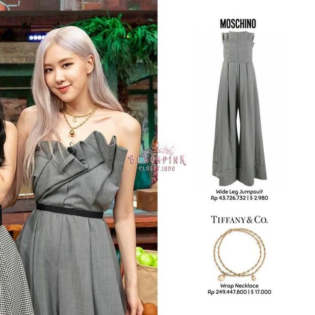 """Vừa mới chê stylist chọn đồ dìm dáng Rosé, netizen phải """"quay xe"""" vì màn phối đồ quá đỉnh ảnh 1"""