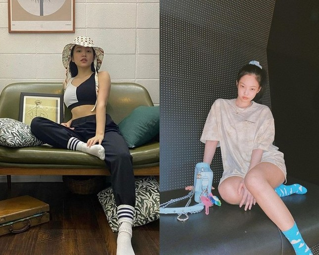 Thêm chi tiết nhỏ khiến netizen cho rằng Yeri (Red Velvet) đang bắt chước Jennie BLACKPINK ảnh 6
