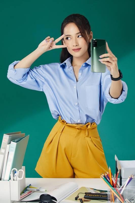 7 lý do nên dùng Realme 7i làm quà tặng cho người phụ nữ thân yêu nhân 20/10 ảnh 1