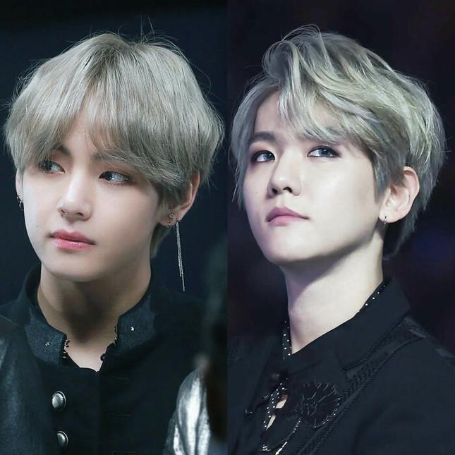 Những cặp idol giống nhau đến mức khiến fan bối rối: Người một nhà hay vô tình trùng hợp? ảnh 7
