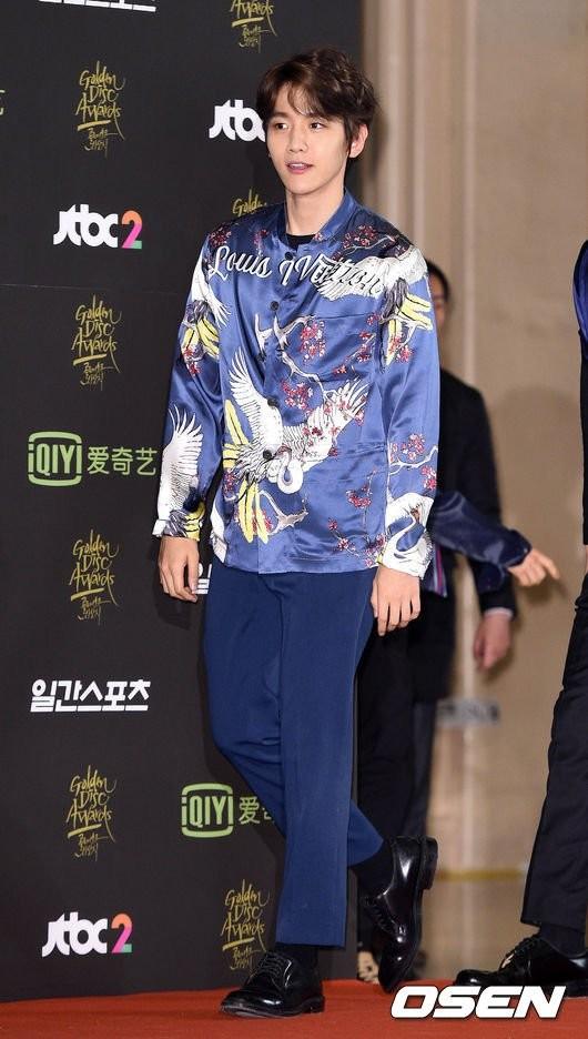 Giữa rừng mỹ nam K-Pop, Baekhyun (EXO) vẫn là chàng trai vạn người mê của các nhãn hàng ảnh 3