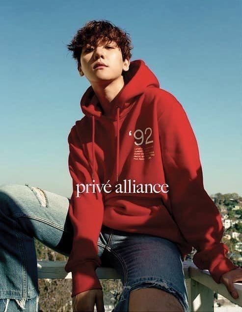 Giữa rừng mỹ nam K-Pop, Baekhyun (EXO) vẫn là chàng trai vạn người mê của các nhãn hàng ảnh 4