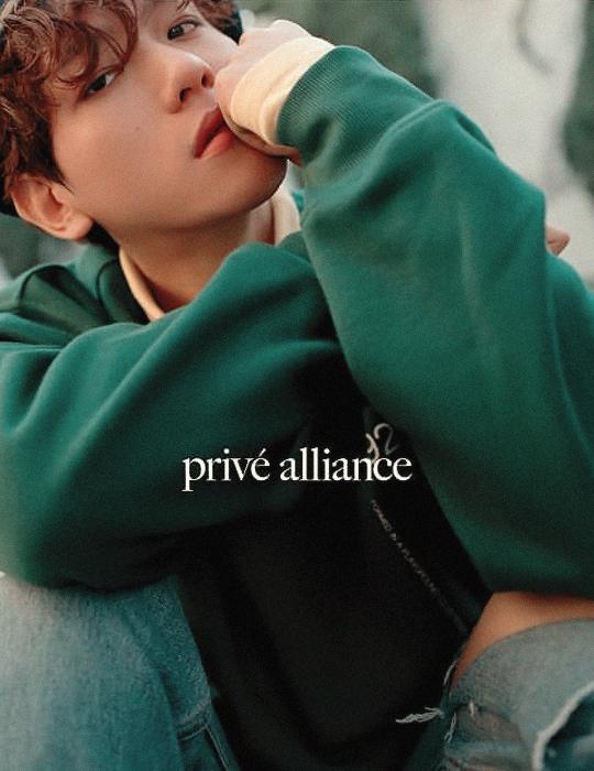 Giữa rừng mỹ nam K-Pop, Baekhyun (EXO) vẫn là chàng trai vạn người mê của các nhãn hàng ảnh 5