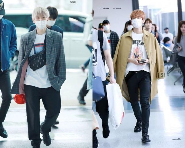 Giữa rừng mỹ nam K-Pop, Baekhyun (EXO) vẫn là chàng trai vạn người mê của các nhãn hàng ảnh 2