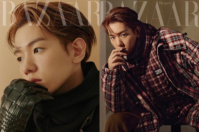 Giữa rừng mỹ nam K-Pop, Baekhyun (EXO) vẫn là chàng trai vạn người mê của các nhãn hàng ảnh 8