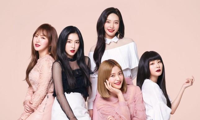 Đâu chỉ Irene bị gỡ ảnh quảng cáo, danh tiếng Red Velvet còn đang rớt hạng thê thảm ảnh 2