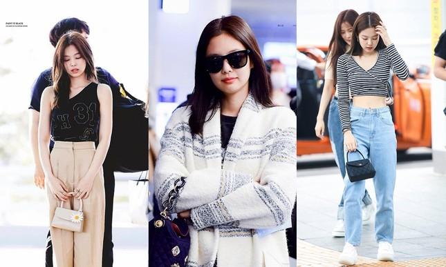 Đam mê thời trang là thế, phối đồ rất ổn nhưng cớ gì Jennie hạn chế dùng đồ trang sức? ảnh 1