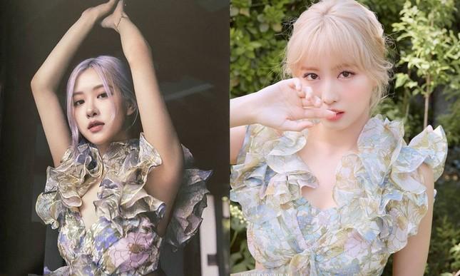 """Nhờ màn đụng hàng của Momo và Kim Min Joo mới thấy mẫu váy này """"thần thánh"""" cỡ nào ảnh 5"""