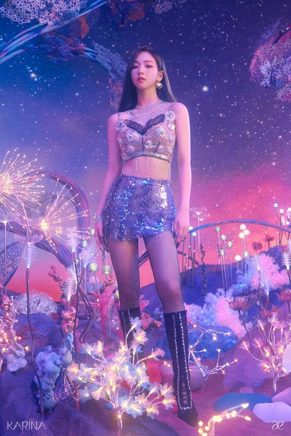 """SM Ent có màn """"tự vả"""" khi xác nhận Yoo Jimin debut trong nhóm aespa với nghệ danh Karina ảnh 3"""