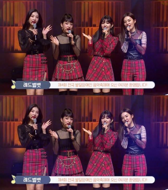 Thực hư việc Irene (Red Velvet) vẫn vui vẻ biểu diễn trên truyền hình sau bê bối thái độ ảnh 1