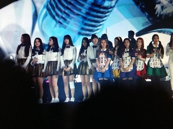 G-Friend đúng là nhóm nữ dáng đẹp nhất K-Pop: Hết đôi chân dài nhất đến tỷ lệ cơ thể vàng ảnh 1
