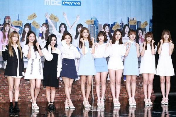 G-Friend đúng là nhóm nữ dáng đẹp nhất K-Pop: Hết đôi chân dài nhất đến tỷ lệ cơ thể vàng ảnh 2