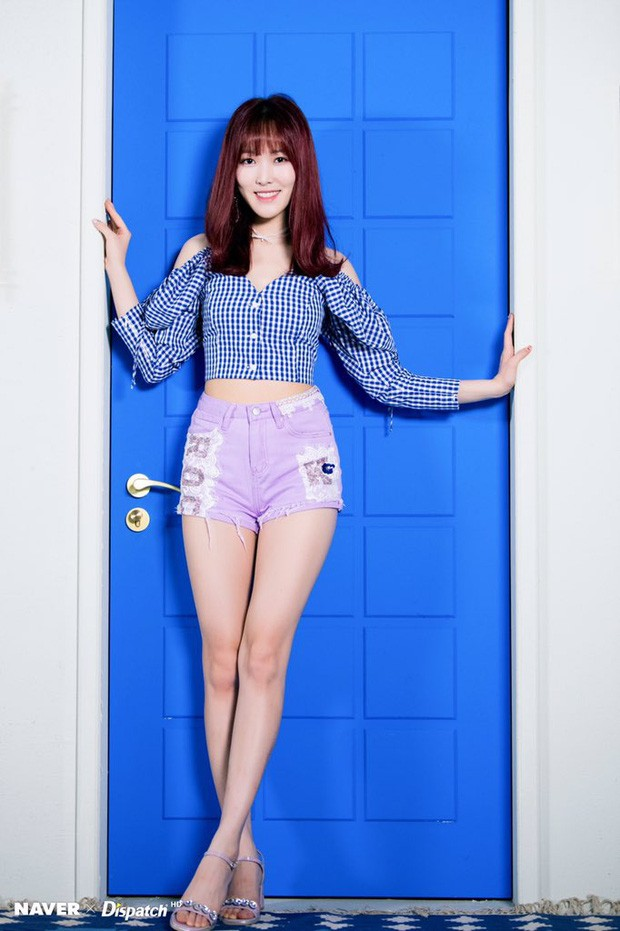 G-Friend đúng là nhóm nữ dáng đẹp nhất K-Pop: Hết đôi chân dài nhất đến tỷ lệ cơ thể vàng ảnh 8