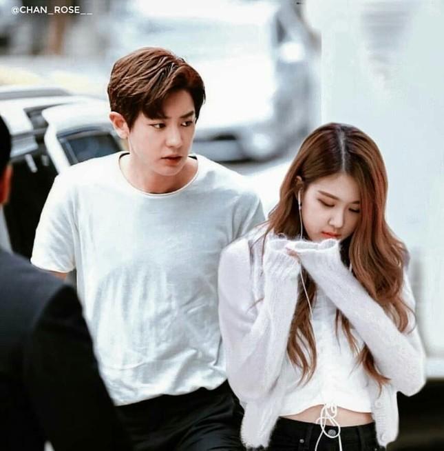 """Rosé đích thị idol """"đào hoa"""" nhất K-Pop: Dính tin đồn hẹn hò với toàn sao hạng A mới sốc ảnh 1"""