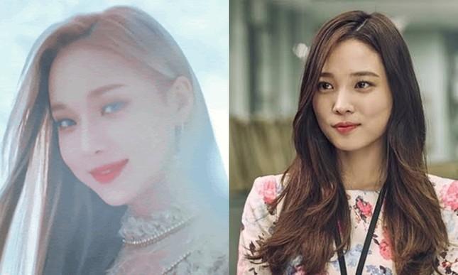 Chưa debut nhưng diện mạo xuất thần của Winter (aespa) đã được netizen miệt mài phân tích ảnh 3