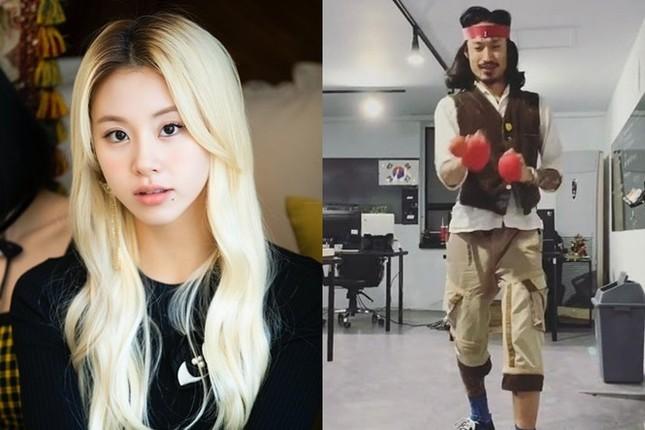 Netizen phát hoảng khi kiểm đếm số lượng hình xăm trên người Chaeyoung (TWICE) hiện giờ ảnh 1