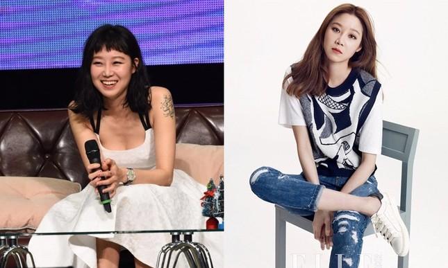 Đâu chỉ riêng Park Min Young, hàng loạt mỹ nhân châu Á bị tóc mái bằng dìm hàng tơi tả ảnh 6