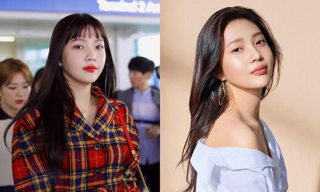 Đâu chỉ riêng Park Min Young, hàng loạt mỹ nhân châu Á bị tóc mái bằng dìm hàng tơi tả ảnh 4