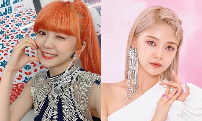 Đâu chỉ riêng Park Min Young, hàng loạt mỹ nhân châu Á bị tóc mái bằng dìm hàng tơi tả ảnh 2