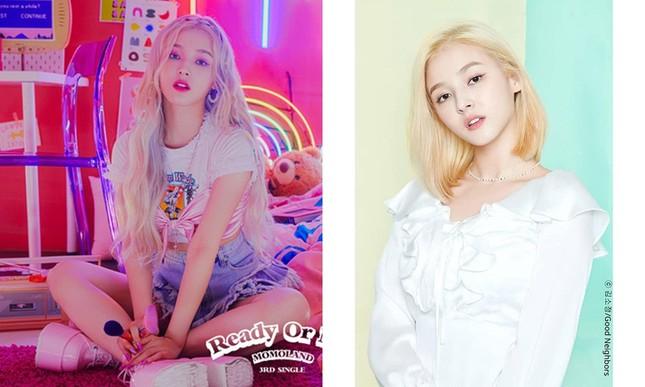"""MOMOLAND: Tới lượt Nancy chọn sai kiểu tóc, JooE """"dậy thì thành công""""? ảnh 3"""