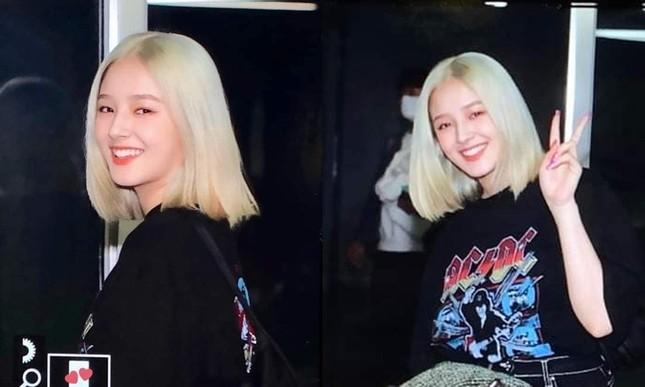 """MOMOLAND: Tới lượt Nancy chọn sai kiểu tóc, JooE """"dậy thì thành công""""? ảnh 5"""