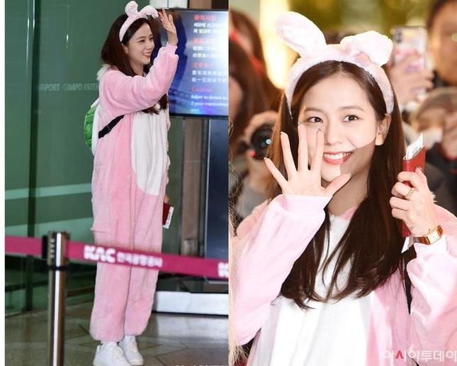ChiChu là cô gái nào mà lại được netizen Hàn yêu thích hơn cả Jisoo (BLACKPINK)? ảnh 5