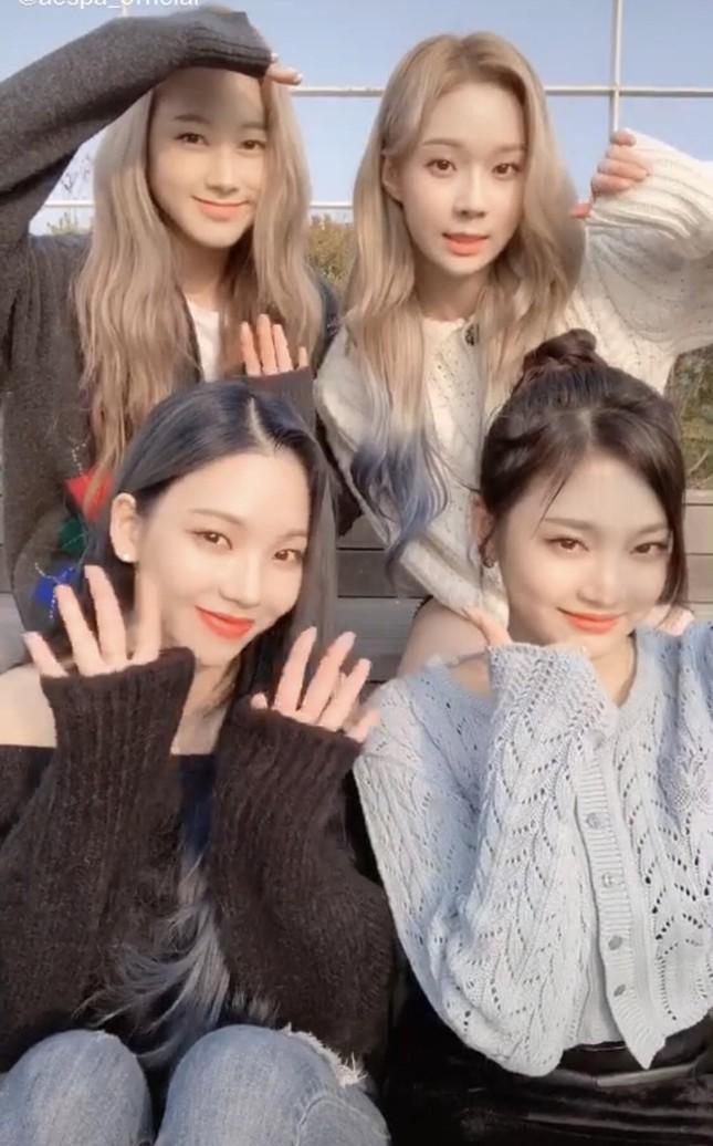 """aespa lộ nhan sắc thật: Không ai sở hữu visual đủ làm """"nữ thần K-Pop"""" như Yoona, Irene ảnh 3"""