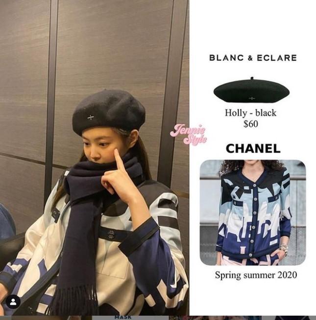Tấm hình này của Jennie (BLACKPINK) có gì lạ mà khiến dân tình bàn tán xôn xao? ảnh 3